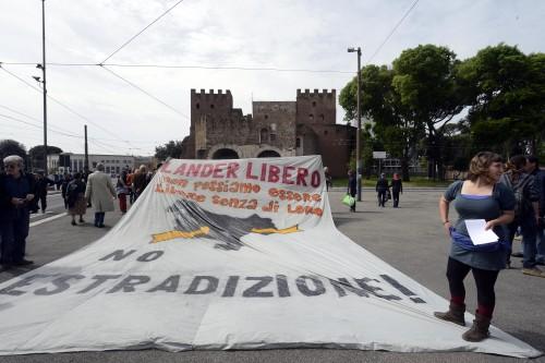 25 Aprile 2013, corteo a Roma